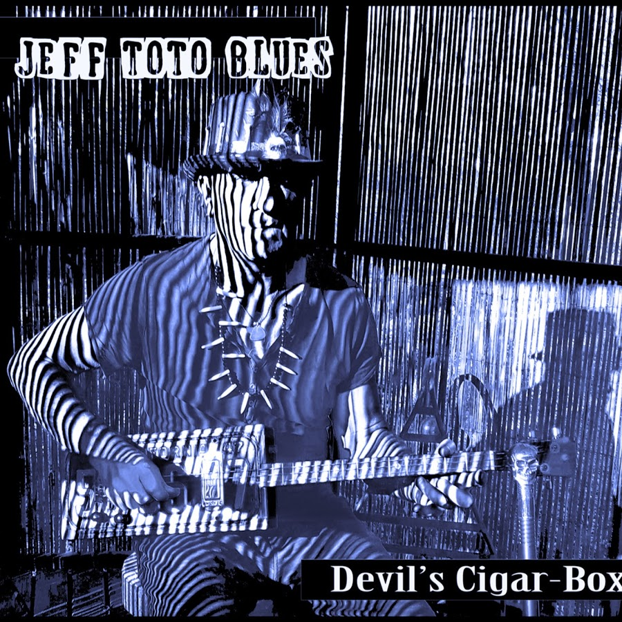 THE DEVIL CIGAR BOX