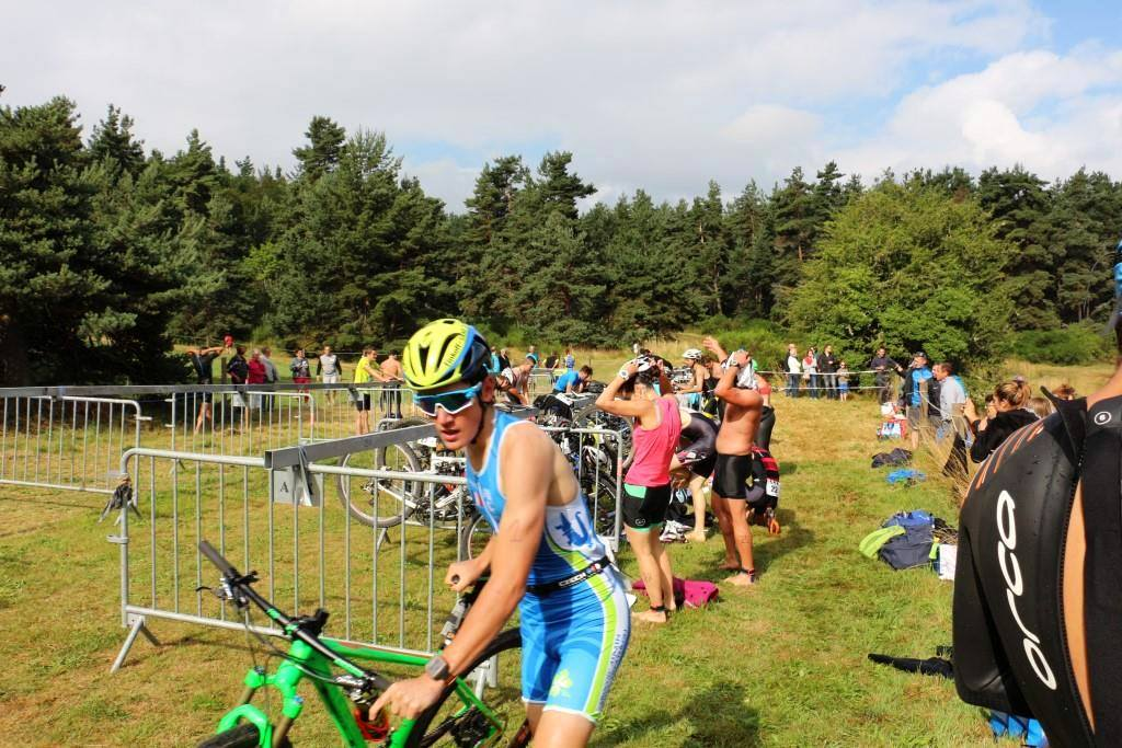 CROSS TRIATHLON NAUSSAC LANGOGNE