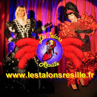 SPECTACLE  LES TALONS RESILLE