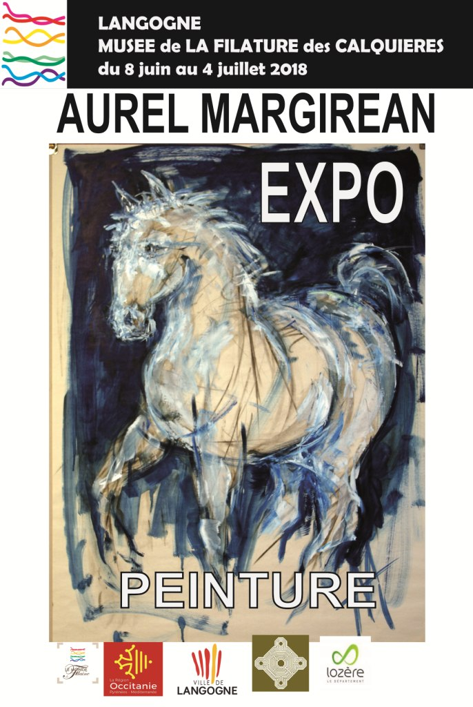 EXPOSITION PEINTURES _ AUREL MARGIREAN