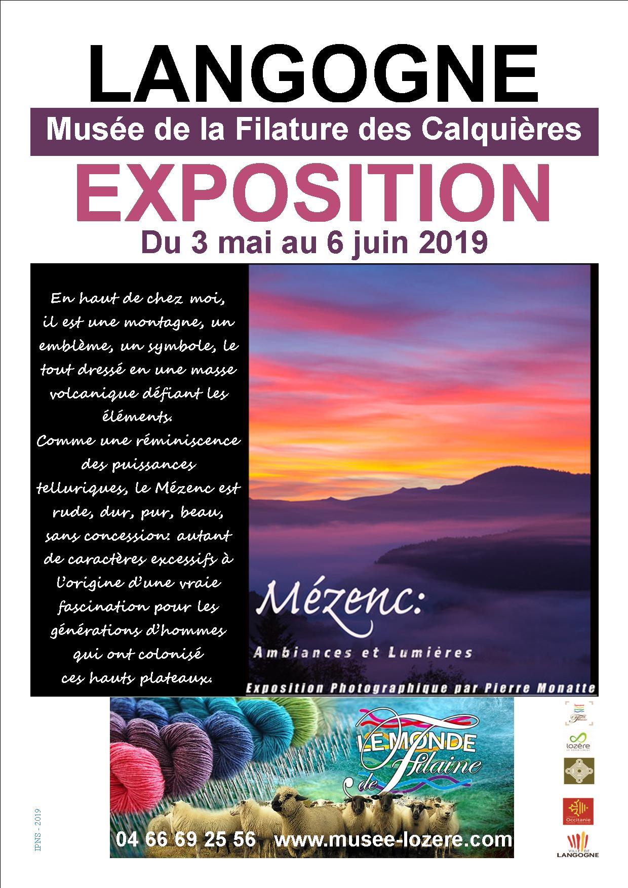 EXPOSITION PHOTOS - PIERRE MONATTE
